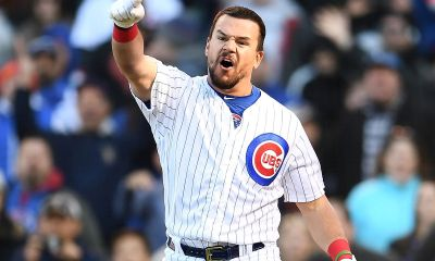 Kyle Schwarber Nationals