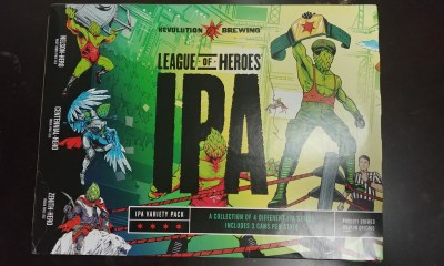 Revolution League of Heroes