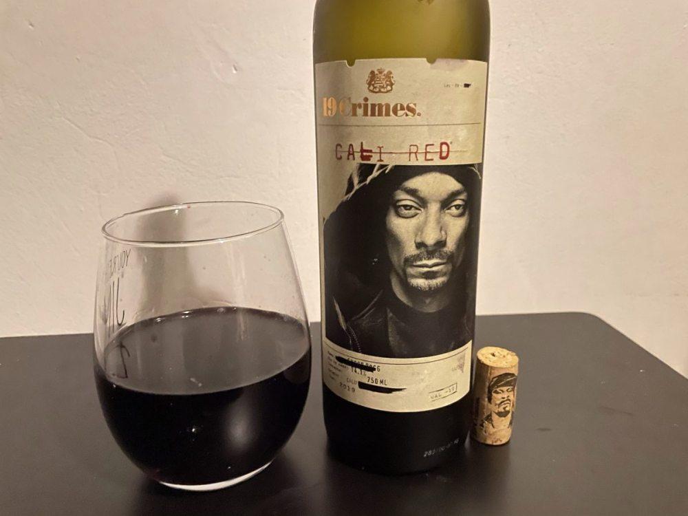 Snoop Dogg Wine