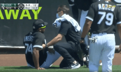 Eloy Jimenez Injury