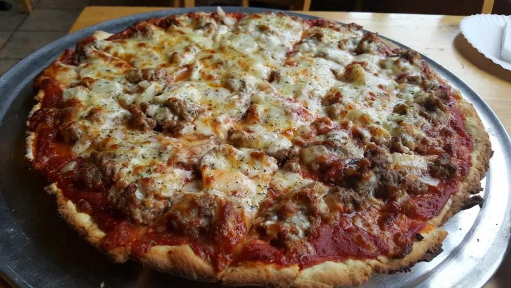 Phils Pizza Bridgeport Chicago
