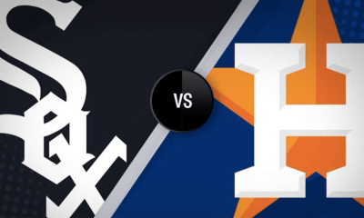 White Sox Astros Preview