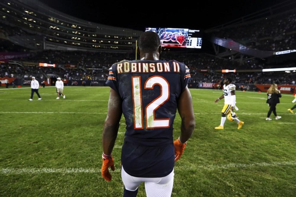 Allen Robinson Contract Extension Talks