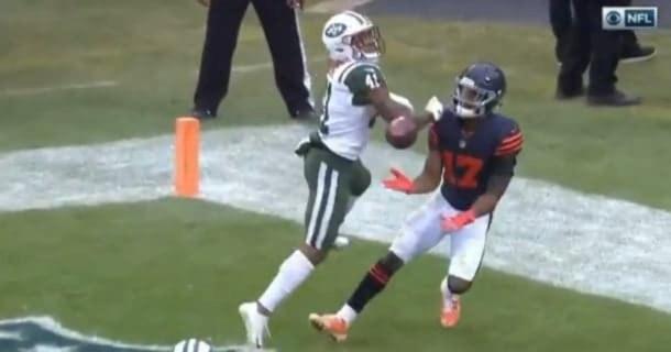 Anthony Miller Touchdown