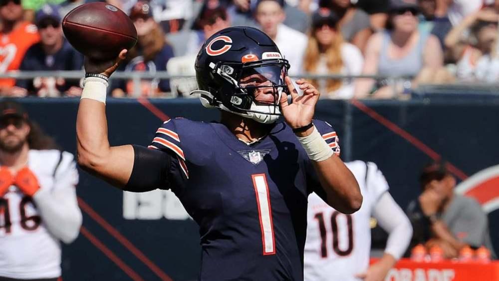 Justin Fields Bears