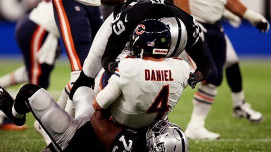 Chase Daniel Bears