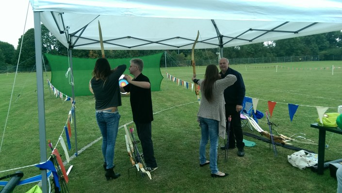1 on 1 Archery Tuition