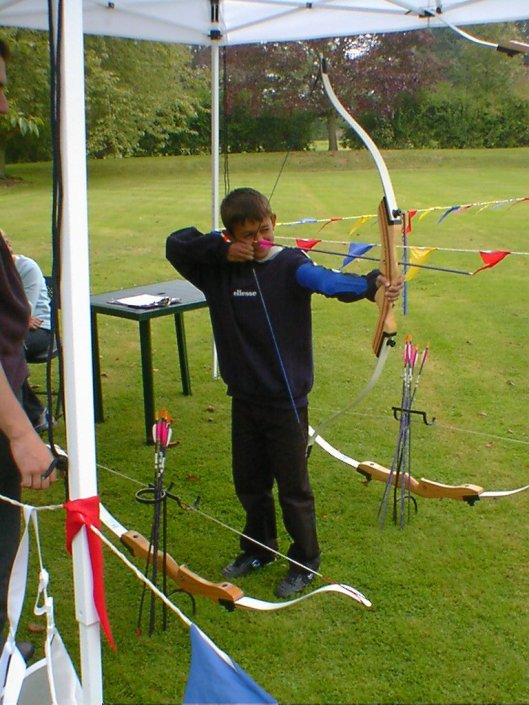 Childrens Archery