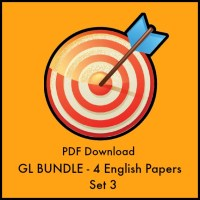 GL Assessment English Transfer Test Practice Papers