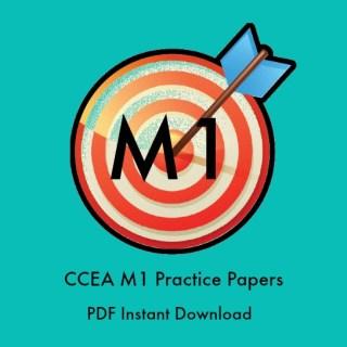 M1 GCSE Maths practice papers