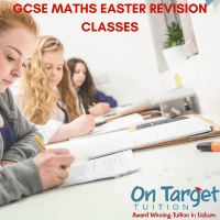 GCSE Maths Easter Revision Classes