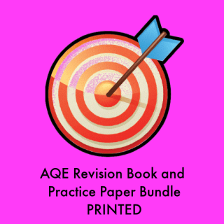 AQE Practice papers and revision books