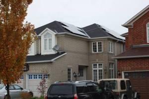 solar panels Mississauga
