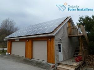 Off Grid Solar Panels System