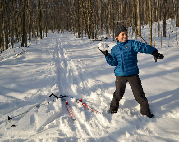 Backcountry with the Kids