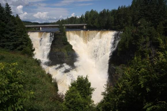 Kakabecka Falls