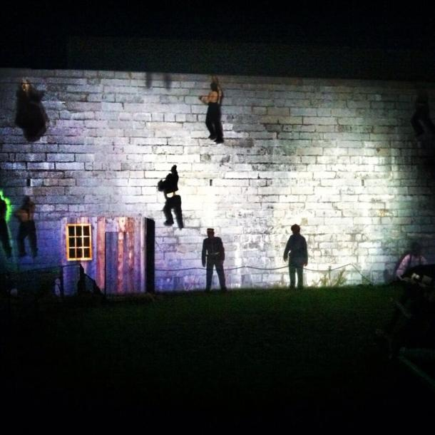 Fort Fright