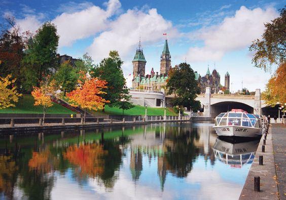 Rideau Canal - Ottawa Tourism