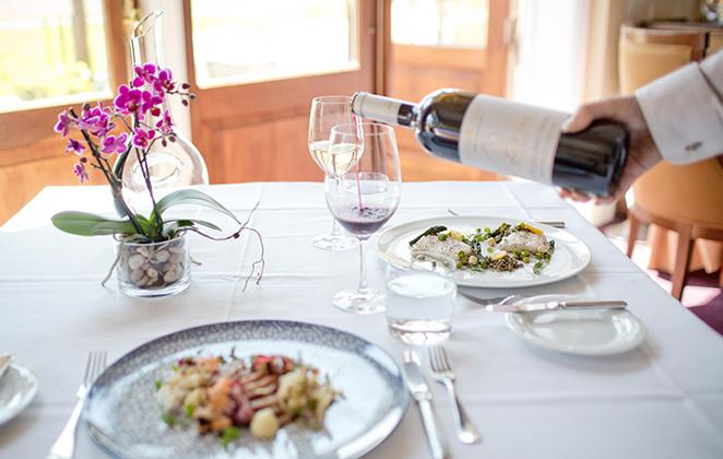 Food and Wine at Peller Estates