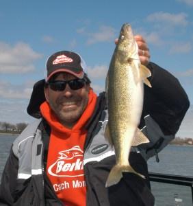 Summer Walleye Fishing
