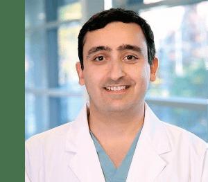 Dr. Artur Gevorgyan portrait