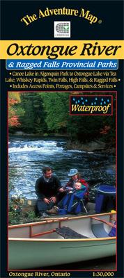 Oxtongue River - Algonquin Provincial Park