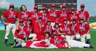 Team Canada Roy Hobbs 2000