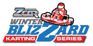 OZC Winter BlizZard Karting Series - Transparent Background