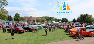 OZC Joins Port Colborne Classic Car Show @ Vale Health and Wellness Center