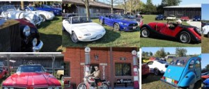 OZC Joins Classic and Iconic Car Toy Drive @ Country Heritage Park