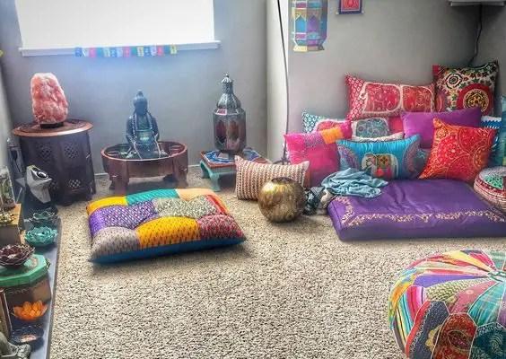 Thuis je meditatieruimte inrichten – tips voor je eigen plekje in huis