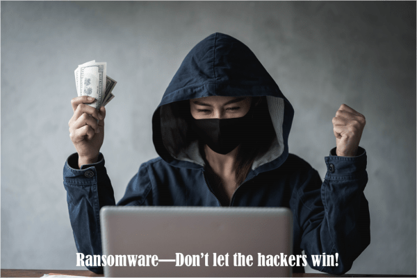 Ransomware protection to save you