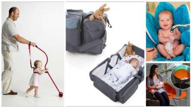 منتجات مبتكرة لراحة الطفل و الأم