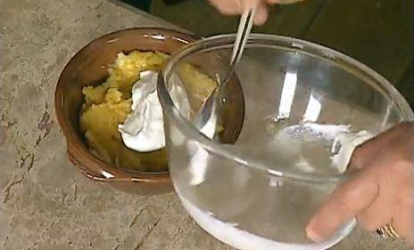 حلو البطاطا بالموز لمرضى السكر