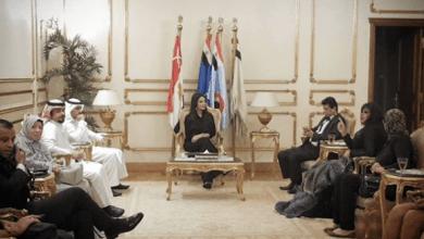 بالفيديو: تكريم الإعلامية لجين عمران كأفضل شخصية مؤثرة في الوطن العربي
