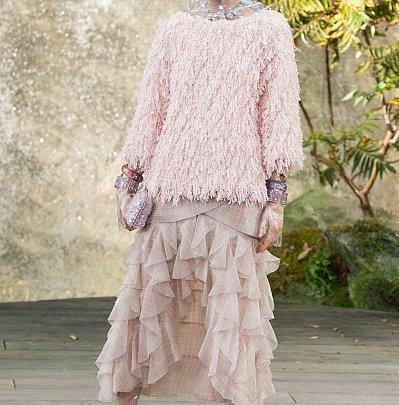 أزياء شانيل لربيع – صيف 2018