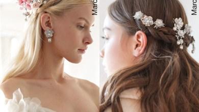 يوم الزفاف هو من أهم الأيام المميزة مع قصات الشعر البسيطة والعصرية