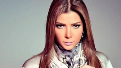 النجمة والمغنية السورية أصالة نصري قبل وبعد عمليات التجميل