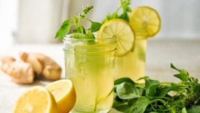 عصير ليمون مُنعنع مع أفضل طريقة لصنعة دون عناء وبطعم خرافي