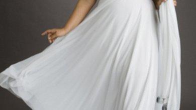 طريقة اختيار فستان حفل زفاف يساعد على إخفاء ترهلات البطن
