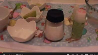 فيديو: سكرب منزلي للعناية بالأظافر