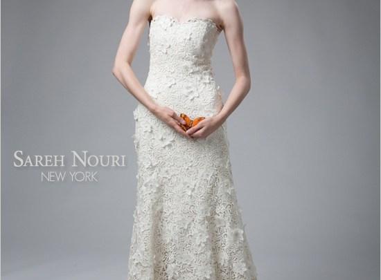 عرض أزياء سارة نوري للعرائس 2013