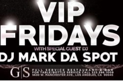 VIP Friday's at G/S Sports Bar & Grill