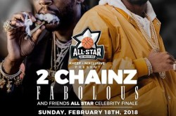 2 Chainz & Fabolous will be at OHM Nightclub on Sunday.