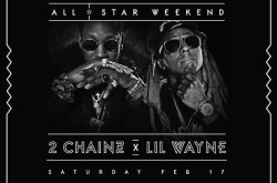 Lil Wayne & 2 Chainz is hosting at Nightingale Nightclub.