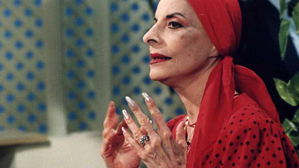 """Imagen del documental Imprescindibles """"Alicia Alonso. Para que Giselle no muriera"""", dirigido por Nico García para rtve, 2010"""