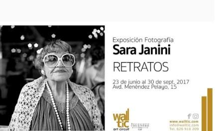 Gente por el mundo posando para la fotógrafa Sara Janini