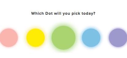 hub dot colors