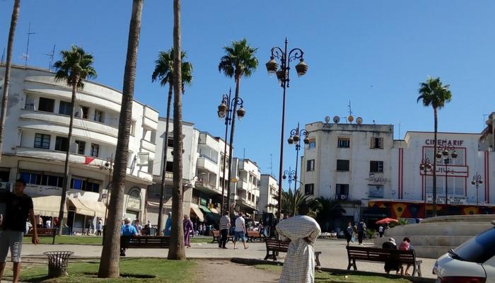Plaza 9 de Abril