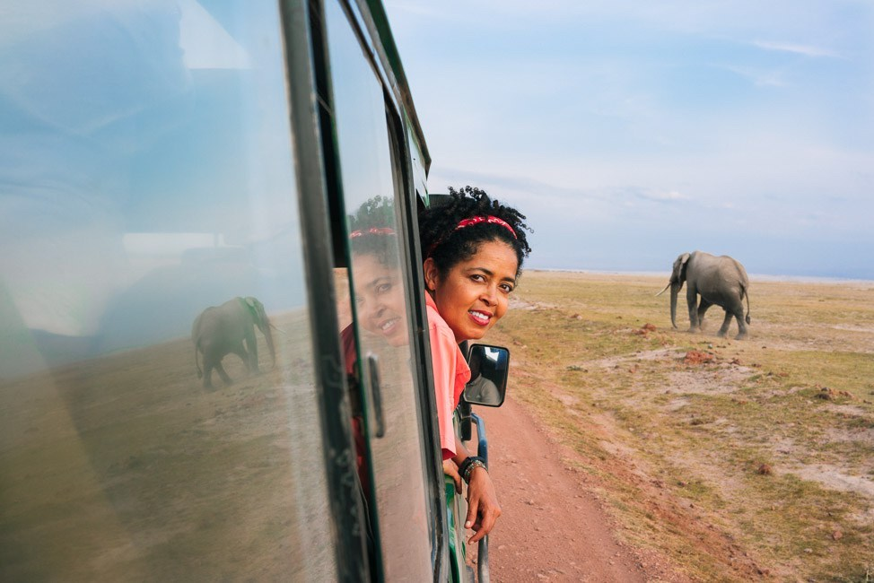 Paula Kahumbu. Foto: Kirsten Alana (www.kirstenalana.com)